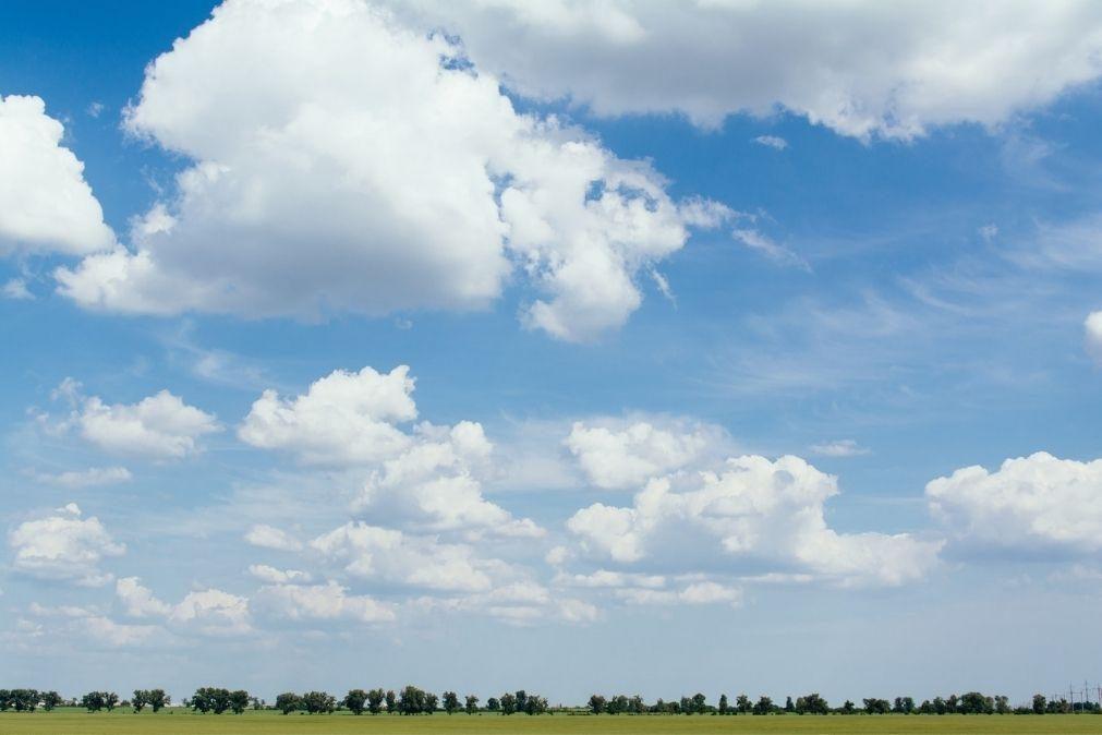 Meteorologia: Previsão do tempo para domingo, 6 de junho