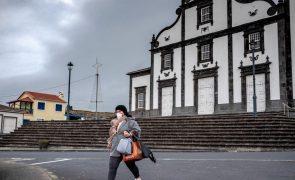 Covid-19: Açores com 23 novos casos e 24 recuperações em São Miguel