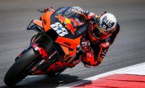 Miguel Oliveira parte do quarto lugar para o GP da Catalunha de MotoGP