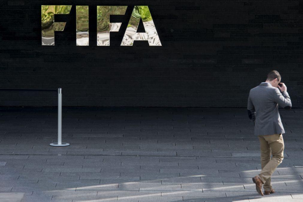 Portugal sobe ao quarto lugar no 'ranking' da FIFA