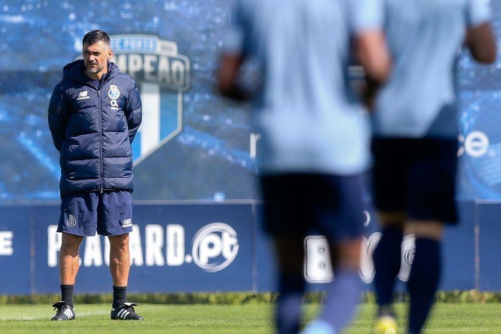 Sérgio Conceição renova com o FC Porto até 2024 e promete