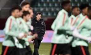 Euro sub-21: Rui Jorge deseja evitar tendência física na final com Alemanha