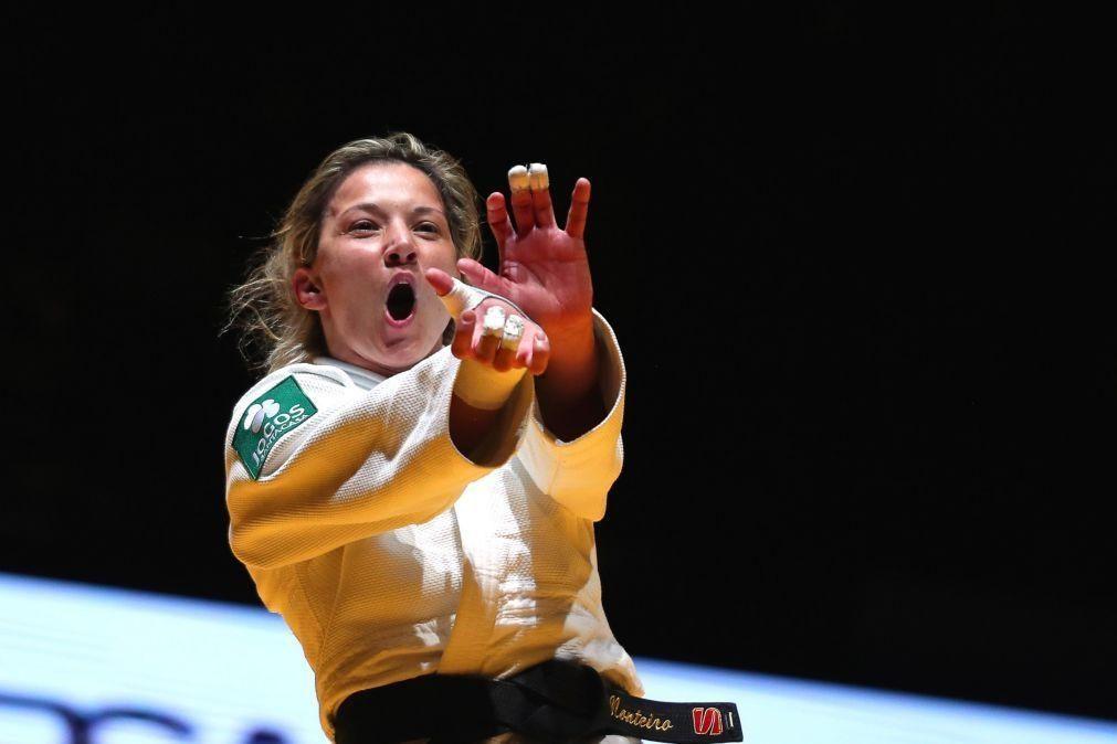 Judo/Mundiais: Telma Monteiro e Jorge Fonseca isentos e à espera de adversários