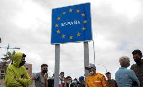 Migrações: Assistência sanitária a imigrantes em Ceuta já superou um milhar