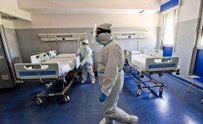 Covid-19: Itália regista 57 mortos e 2.436 infeções nas últimas 24 horas