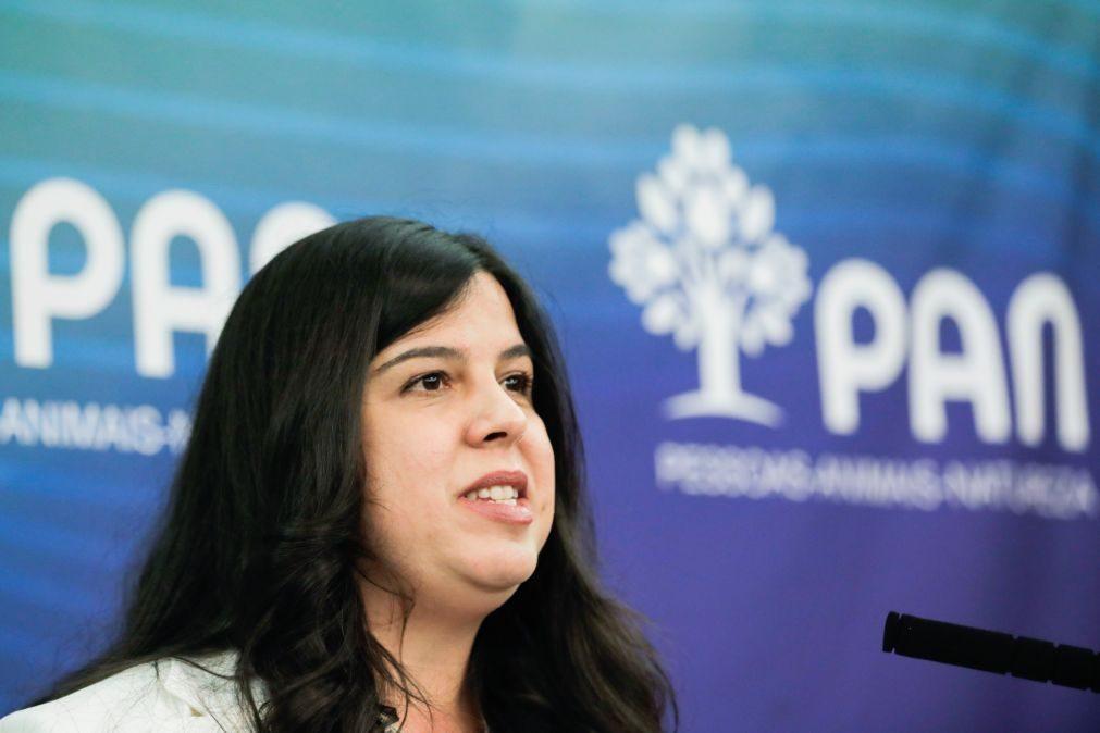 PAN/Congresso: Inês Sousa Real quer partido como