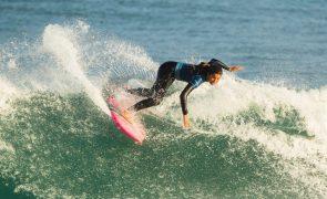 Tóquio2020: Teresa Bonvalot e Yolanda Sequeira apuradas no surf