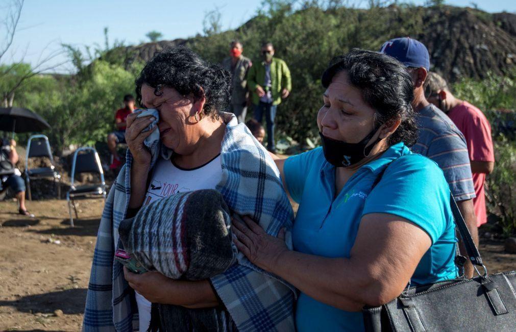 Encontrado morto um dos sete mineiros desaparecidos no norte do México