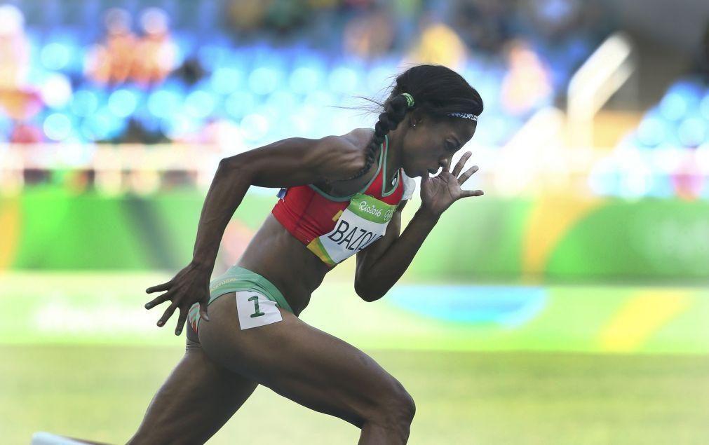 Lorene Bazolo bate recorde nacional dos 100 metros em Salamanca