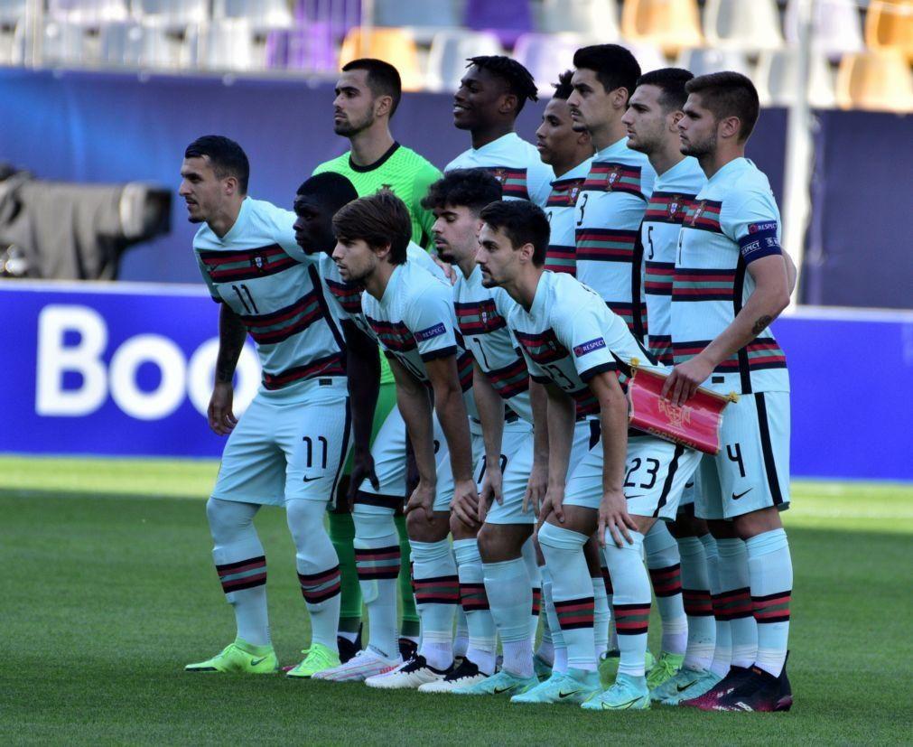 Euro sub-21: Portugal busca inédito título na final frente à bicampeã Alemanha