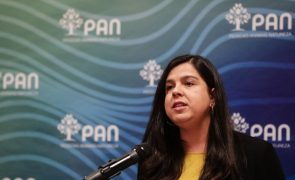 PAN/Congresso: Sousa Real propõe levar partido ao Governo nas próximas legislativas