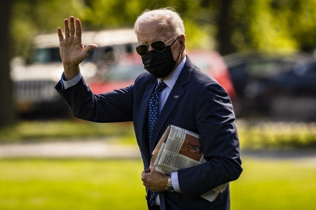 Biden garante aos aliados europeus apoio dos EUA antes de encontro com Putin