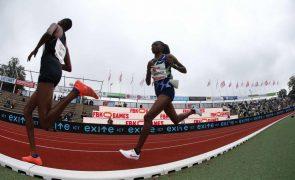 Holandesa Sifan Hassan bate recorde mundial dos 10.000 metros