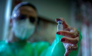 Covid-19: Vacinação em massa arrancou hoje na ilha de Santa Maria