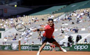 Roger Federer anuncia desistência de Roland Garros