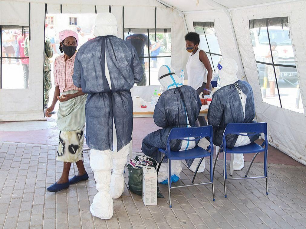 Covid-19: Cabo Verde com mais 94 casos em 24 horas