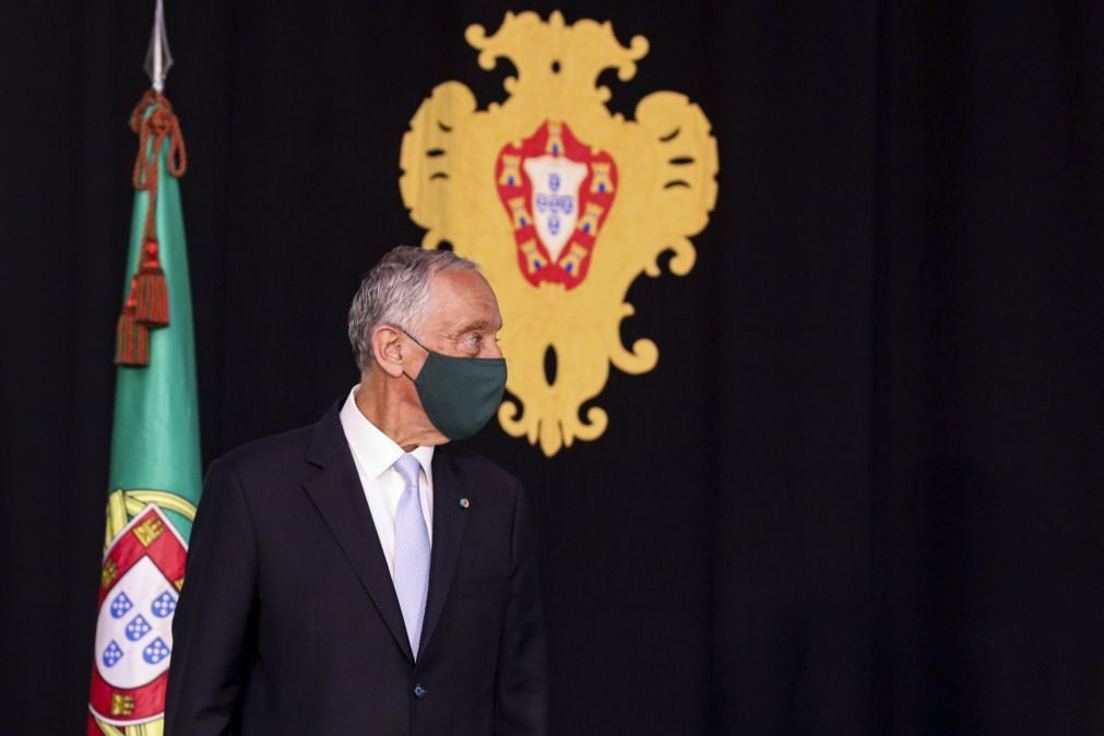Marcelo voltou a estar com agricultor em greve de fome que será recebido sábado em Belém