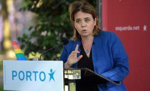 Catarina Martins promete oposição aos