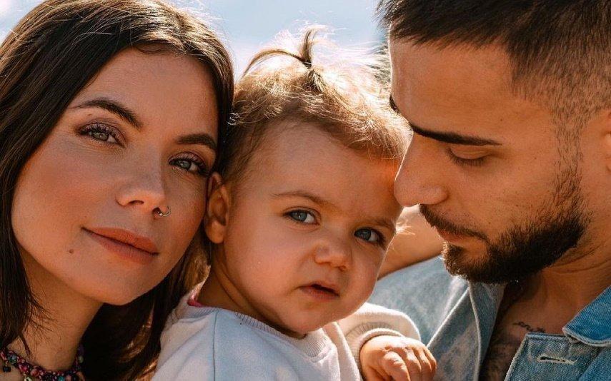 Mel Jordão revela pormenores sobre estado de saúde da filha