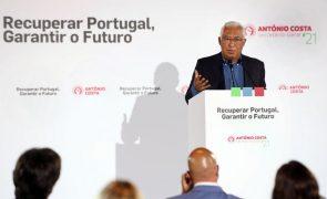 António Costa diz que a Madeira é