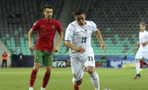 Euro sub-21: Médio português Fábio Vieira eleito melhor jogador do torneio