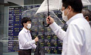 Bolsa de Tóquio abre a subir 0,89%