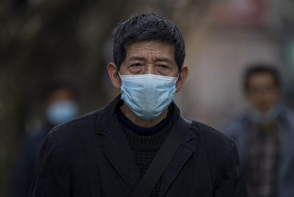 Covid-19: Província chinesa de Guangdong deteta cinco casos locais