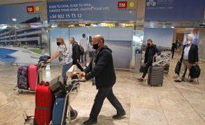 Covid-19: Espanha abriu hoje as fronteiras a todos os turistas vacinados