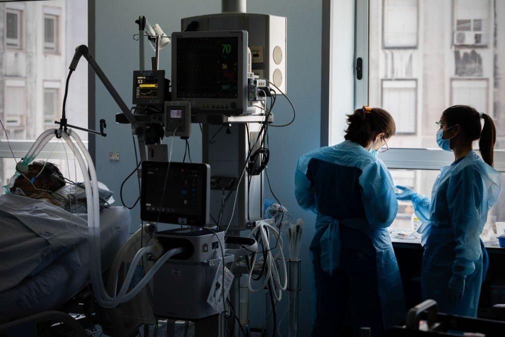 Covid-19: Ordem dos Médicos quer critérios de gravidade e cobertura vacinal na matriz de risco