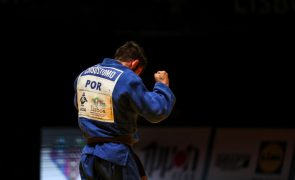 Judo/Mundiais: João Crisóstomo eliminado na estreia nos -66 kg