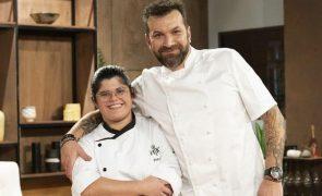 Francisca Dias é a grande vencedora de Hell's Kitchen