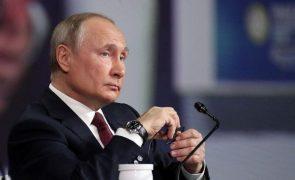 Putin promulga lei que retira a Rússia do tratado