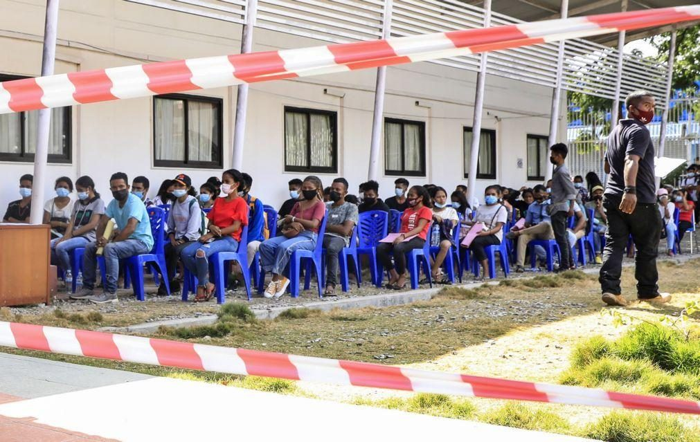Covid-19: Número de casos ativos em Timor-Leste regista nova queda significativa