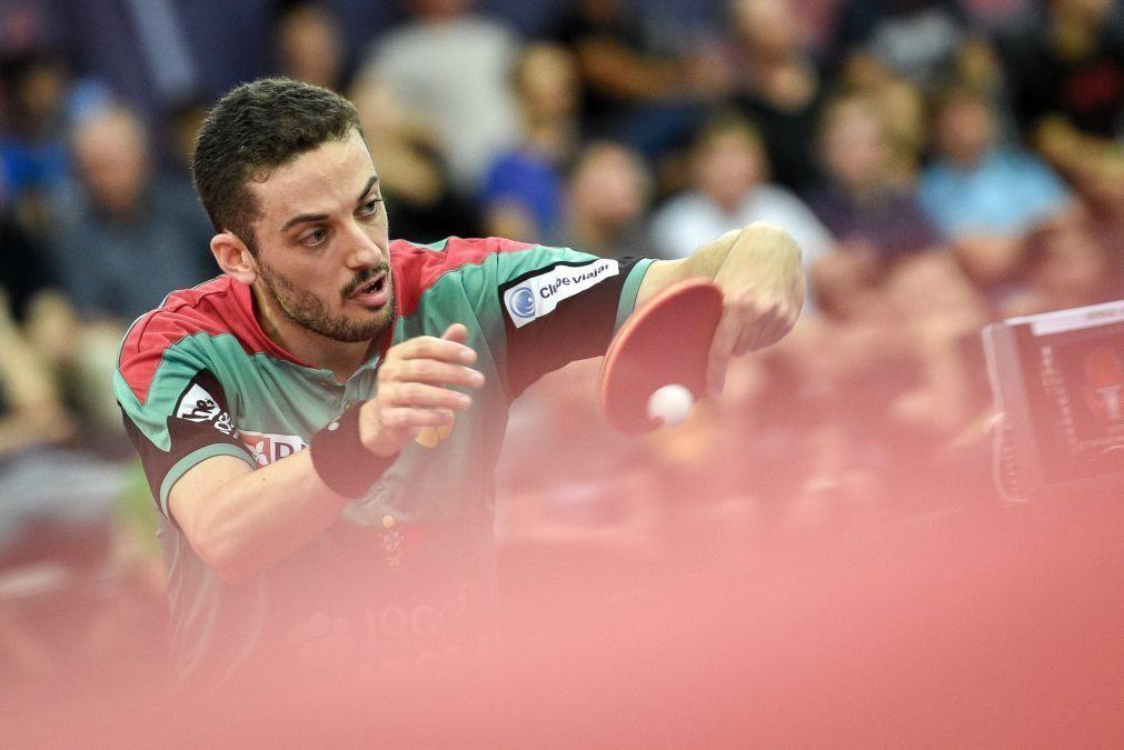 Tóquio2020: Freitas e Apolónia no torneio individual de ténis de mesa, Monteiro na equipa