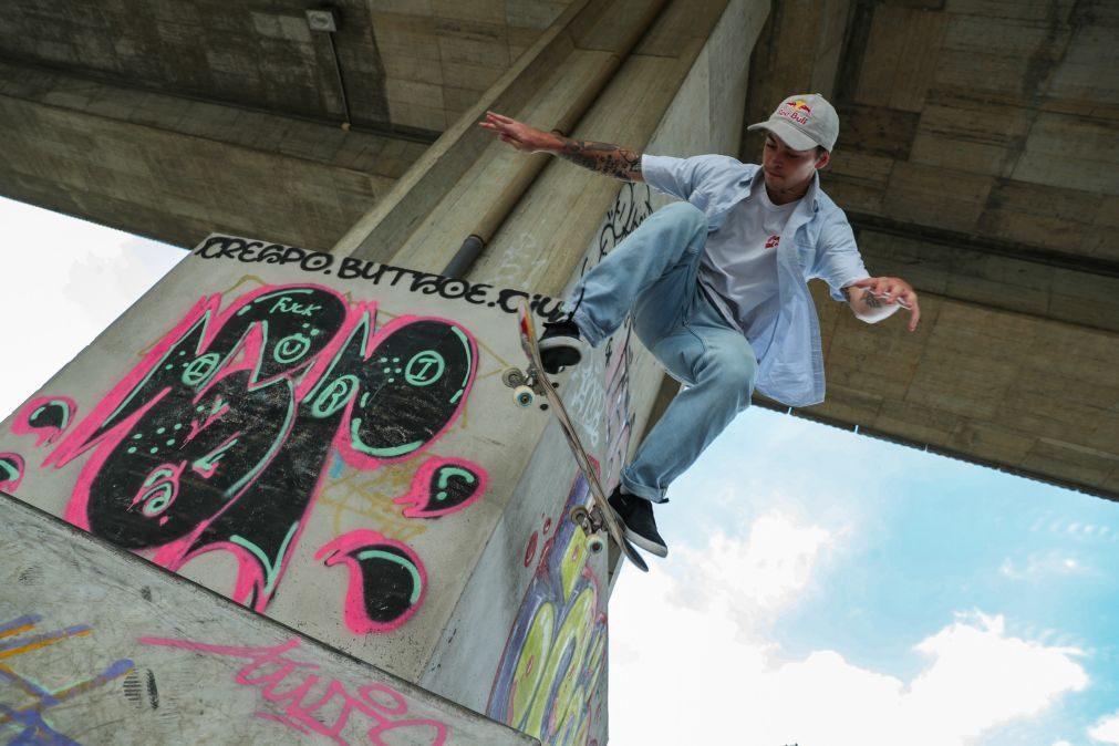 Tóquio2020: Gustavo Ribeiro assegura presença na estreia do skate