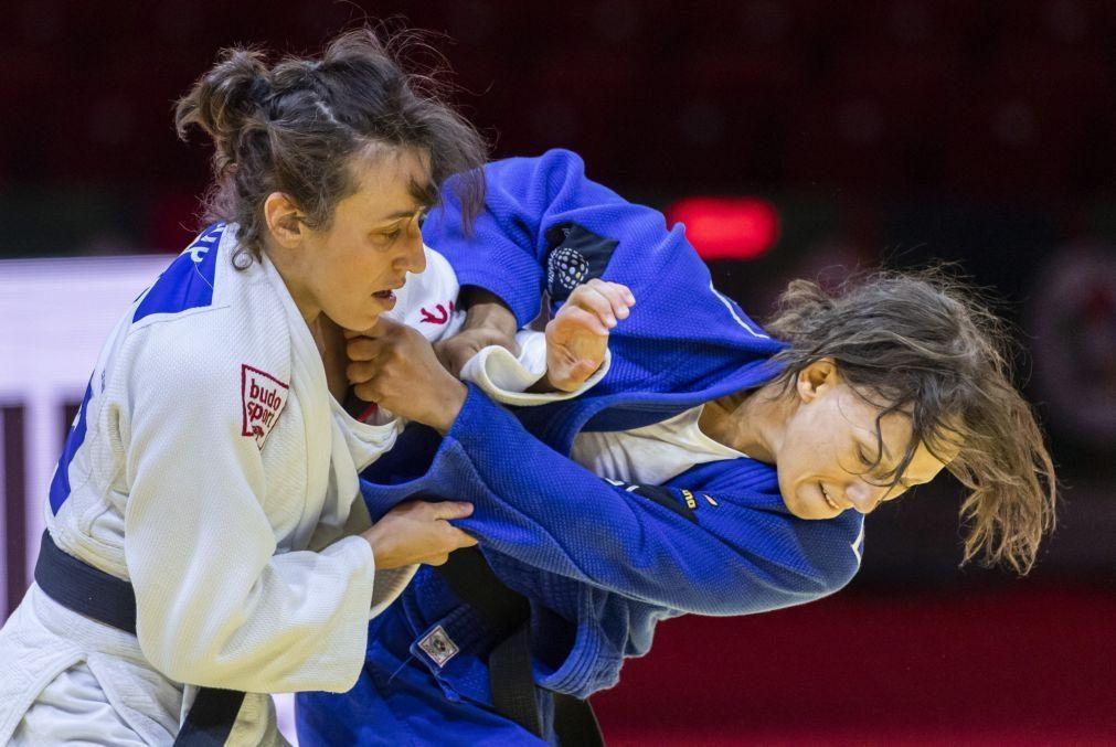 Judo/Mundiais: Joana Ramos vence três de quatro combates e luta pelo bronze