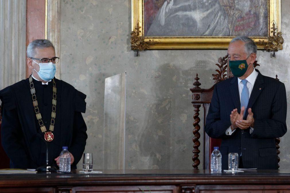 Novo presidente do Supremo Tribunal critica justiça burocrática e garantística