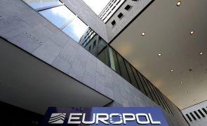 Autoridades alemãs confirmam operação da Europol contra crime organizado