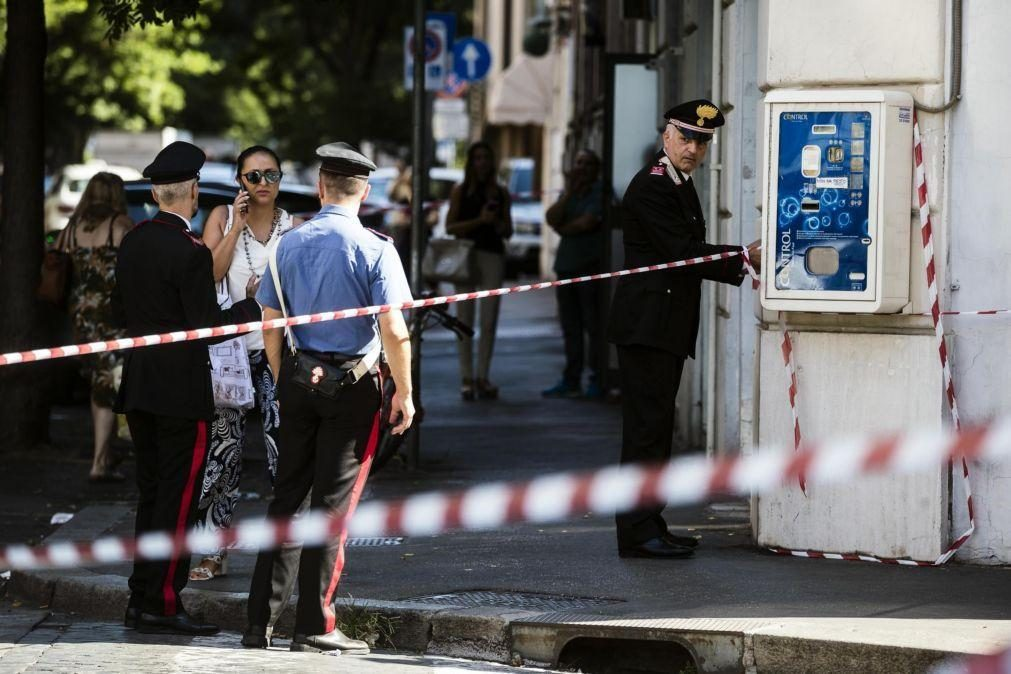 Itália identifica rede neonazi que planeava atentar contra instalações da NATO