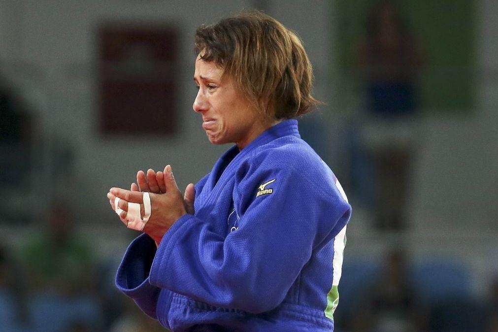 Judo/Mundiais: Joana Ramos perde no combate pelo bronze e termina em quinto