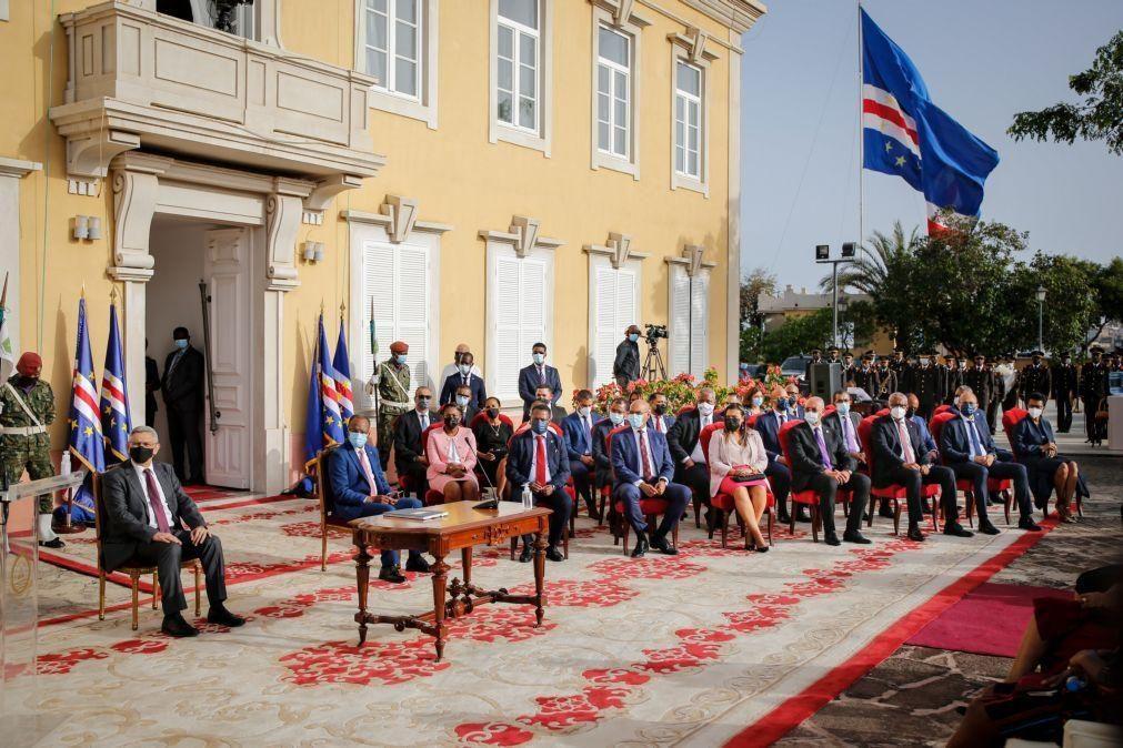 Parlamento cabo-verdiano vota moção de confiança ao Governo em 14 de junho