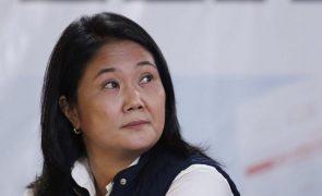 Candidata Keiko Fujimori denuncia