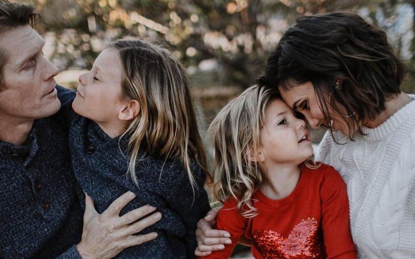 Daniela Ruah reencontra filhos depois de três semanas