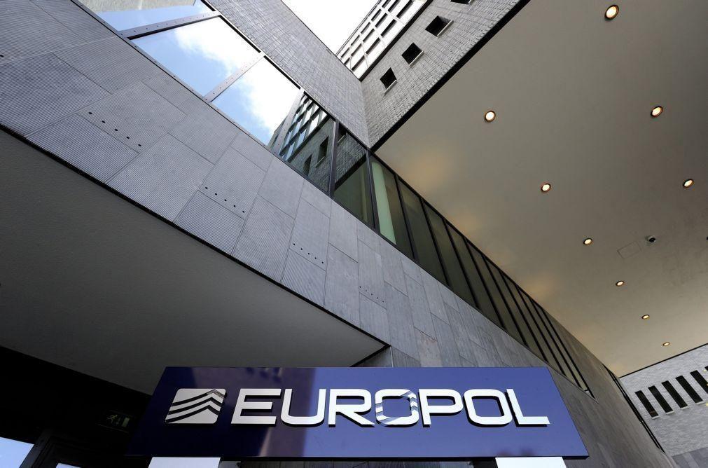 Operação da Europol contra crime organizado faz mais de 800 detidos no mundo