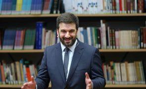 Ministro crê que inovação no desporto vai impulsionar bem-estar da população