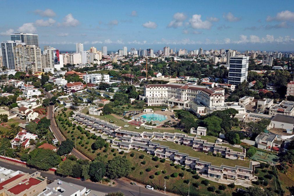 Indicador de Clima Económico moçambicano com
