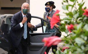 Presidente considera que exigência de testes à covid-19 por Espanha foi