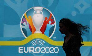 Euro2020: Alemanha dispensa visitantes credenciados de quarentena obrigatória