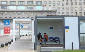 Covid-19: Cerca de 40% dos portugueses vacinados com primeira dose