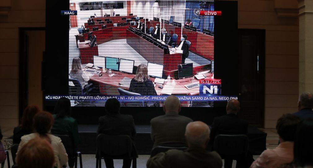 UE diz que confirmação da pena de Mladic põe fim a julgamento